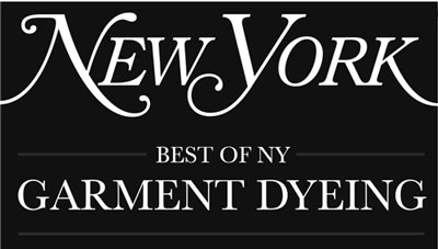 Best Garment Dyeing – Best of NY
